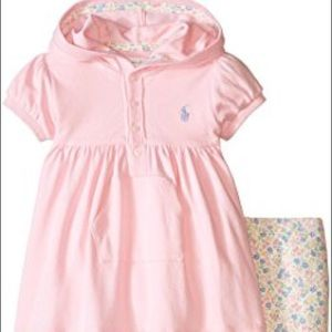 Ralph Lauren Baby Girl Set